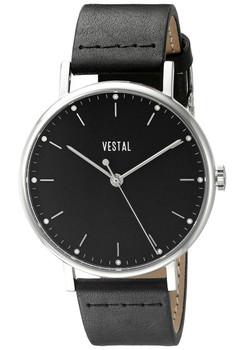 Vestal SPH3L04 Sophisticate Ultra-Thin Silver Black