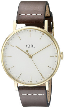 Vestal SPH3L03 Sophisticate Ultra-Thin Brown Gold
