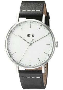 Vestal SPH3L01 Sophisticate Ultra-Thin Black Silver