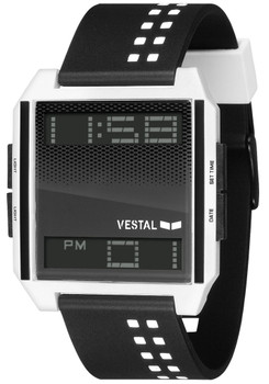 Vestal DIG009 Digichord Ultra-Thin Black White