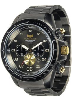 Vestal ZR3035 Chronograph Gun Gold