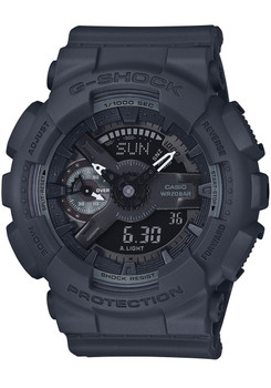 G-Shock S-Series Military Black (GMA-S110CM-8A)