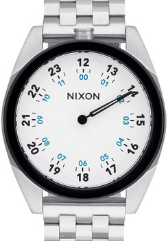 Nixon Genesis SS White watch (A920100)