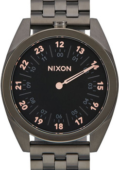 Nixon Genesis SS All Gunmetal watch (A920632)