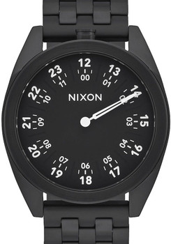 Nixon Genesis SS All Black watch (A920001)