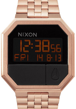 Nixon Re-Run All Rose Gold watch (A158897)