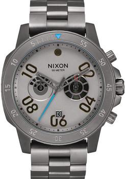 Nixon Ranger Chrono Star Wars Millennium Falcon Gunmetal (A549SW2385)
