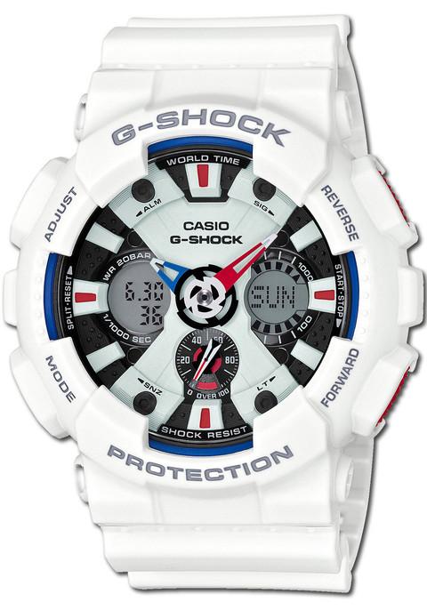 G-Shock GA-120TR Tri Color Limited Edition (GA-120TR-7A)