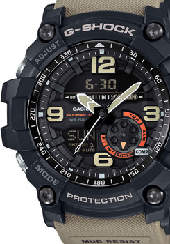 G-shock Mudmaster Military Beige (GG-1000-1A5CR)