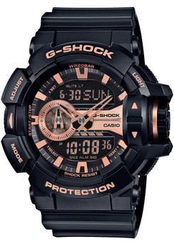G-Shock GA-400GB Garish Series Rose Gold (GA-400GB-1A4)
