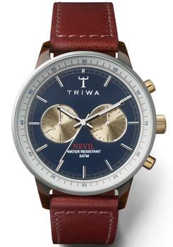 Triwa Duke Nevil Cognac Sewn (NEAC118-SC010313)