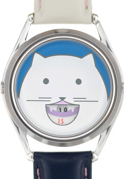 Mr. Jones Cat Jump Hour Automatic Limited Edition