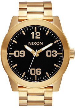 Nixon Corporal SS Gold Black (A346510)