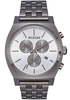 Nixon Time Teller Chrono All Gunmetal (A972632)