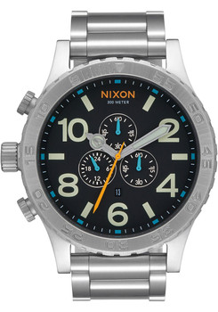Nixon 51-30 Chrono Black Multi (A0832336)