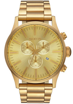 Nixon Sentry Chrono All Gold (A386502)