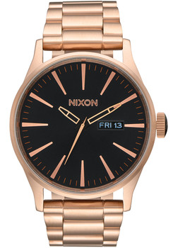 Nixon Sentry SS All Rose Gold Black (A3561932)