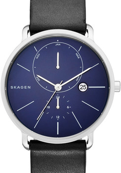 Skagen SKW6264 Holst Tan Leather Watch (SKW6264)