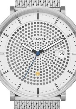 Skagen SKW6278 Hald Solar Steel Mesh Watch (SKW6278)