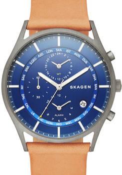 Skagen SKW6285 Holst Alarm Titanium Watch (SKW6285)