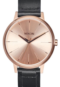 Nixon Kensington Leather Rose Gold/Bridle (A1082159)