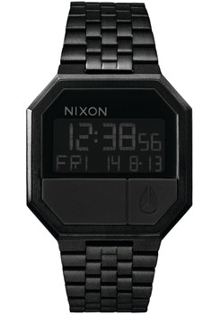 Nixon Re-Run All Black (A158001)