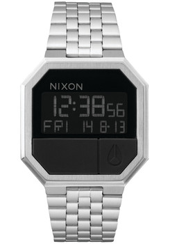 Nixon Re-Run Black (A158000)