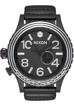 Nixon 51-30 Leather Star Wars Kylo Black (A1063SW2444)