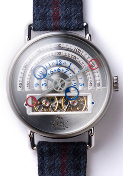 Xeric Halograph Automatic - Savile Row Edition - William (HLG-3016-WILLIAM)