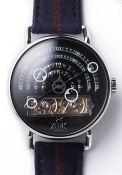 Xeric Halograph Automatic - Savile Row Edition - Thomas (HLG-3016-THOMAS)