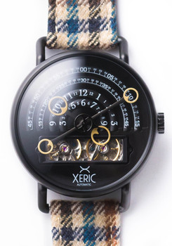 Xeric Halograph Automatic - Savile Row Edition - Charles (HLG-3016-CHARLES)