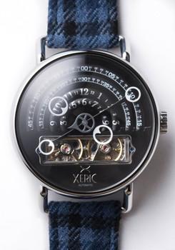 Xeric Halograph Automatic - Savile Row Edition - Giles (HLG-3016-GILES)