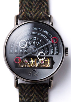 Xeric Halograph Automatic - Savile Row Edition - Graham (HLG-3016-GRAHAM)
