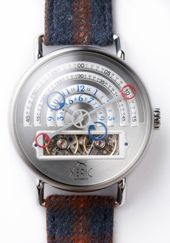 Xeric Halograph Automatic - Savile Row Edition - Henry (HLG-3016-HENRY)