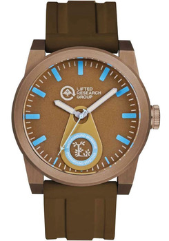 LRG Volt Brown Watch (VOL-07073112-02)