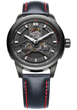 Fiyta Roadster Automatic Skeleton Black (WGA1008.BBB)