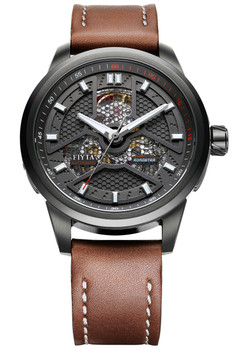 Fiyta Roadster Automatic Skeleton Brown (WGA1008.BBR)