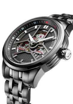 Fiyta Roadster Metal Automatic Skeleton Black (GA8460.BBB)