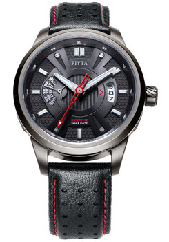 Fiyta Roadster Automatic Black