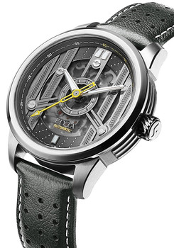 Fiyta Extreme Roadster Automatic Skeleton Silver