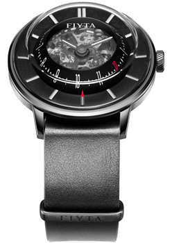 Fiyta 3D-Time Skeleton Automatic All Black (WGA868000.BBB)