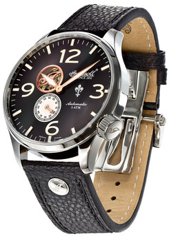 Ingersoll IN1003BK Teton Automatic Black