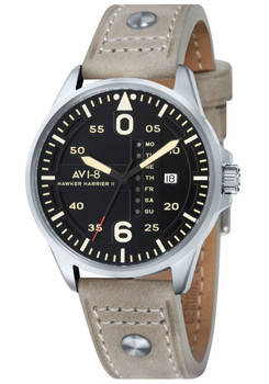 AVI-8 Hawker Harrier II Date Steel Stone (AV-4003-03)