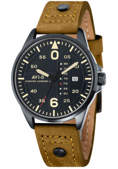 AVI-8 Hawker Harrier II Date Black Mustard (AV-4003-08)