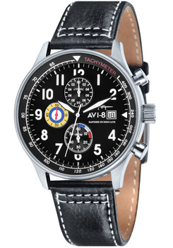 AVI-8 Hawker Hurricane Steel Black (AV-4011-02)