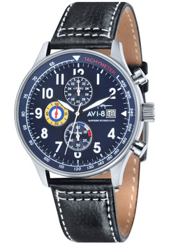 AVI-8 Hawker Hurricane Steel Blue Black (AV-4011-03)