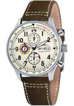 AVI-8 Hawker Hurricane Steel Brown Beige (AV-4011-04)