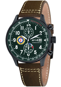 AVI-8 Hawker Hurricane Black Brown Green (AV-4011-05)