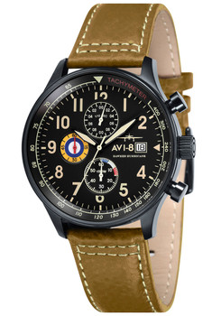 AVI-8 Hawker Hurricane Black Mustard (AV-4011-06)