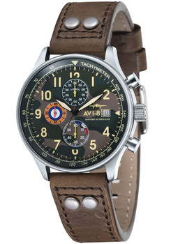 AVI-8 Hawker Hurricane Steel Camo Brown (AV-4011-09)